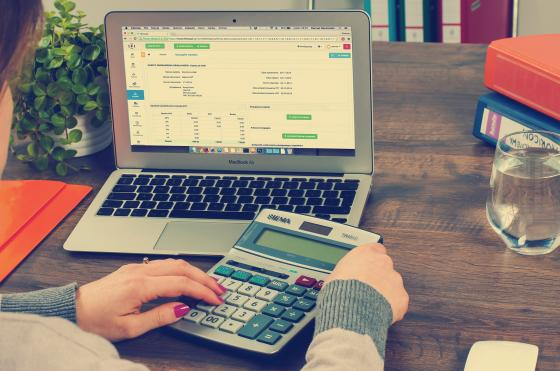 Bookkeeping 615384 1921